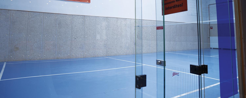 badminton saint etienne squash club